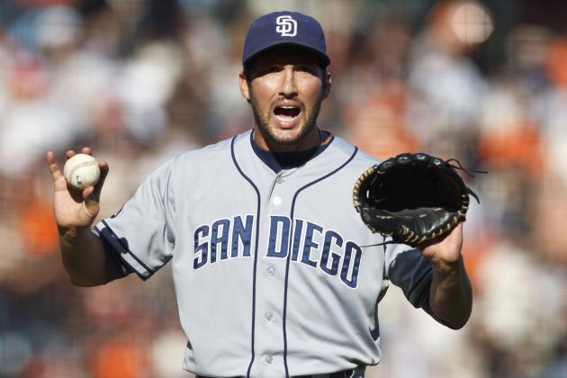 Huston Street an Option for Tigers' Closer Conundrum, ESPN's Jim Bowden Says