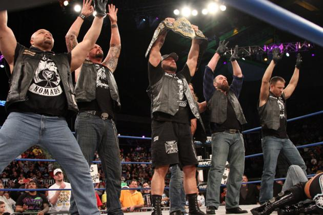 TNA Impact! Wrestling: Aces and Eights Dominate Program, Ray Calls out Hogan