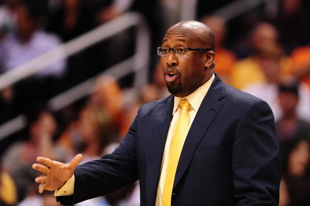 Cavs Might Move Quickly to Court Mike Brown