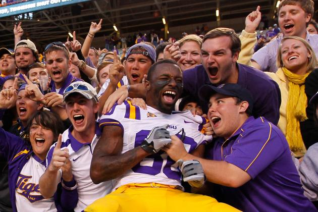 Bill Sponsor Says LSU Should Be 'ashamed' of Its Student Football Ticket Policy