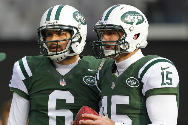 Mark Sanchez Says Jets Were Responsible for Excessive Tim Tebow Coverage