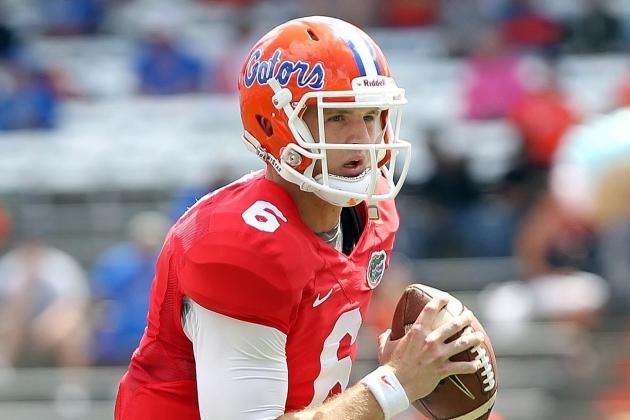 Video: Florida QB Jeff Driskel