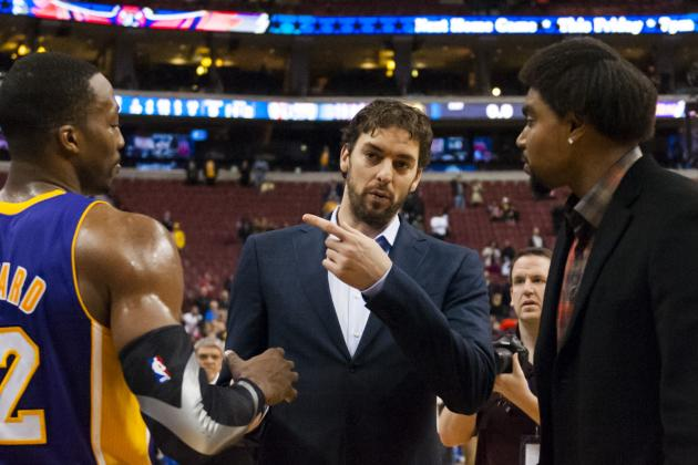 Harris: I Would Make Bynum Trade Again