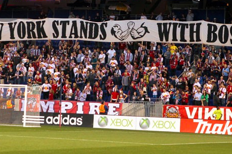 Red Bulls to Honor Victims of Boston Marathon Tragedy