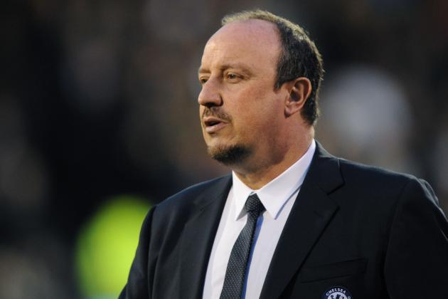 Rafa Benitez Looks Ahead to Emotional Anfield Return on Sunday