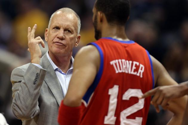 Despite Spin, Sixers Situation Still 'Dire'