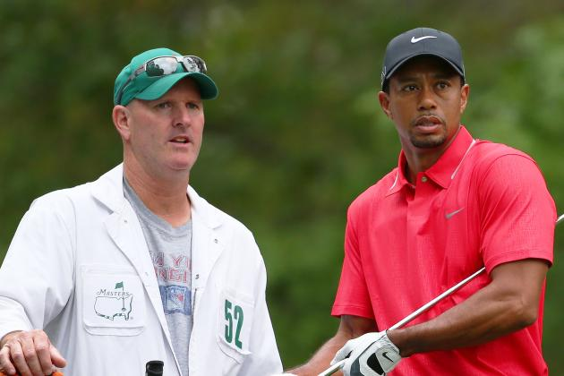 Tiger's Ex-Caddie: He Should Have Been DQ'd