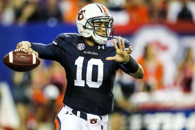SEC Football Q&A: Who Will Win Auburn's Quarterback Battle in 2013?