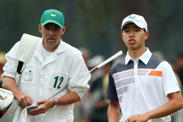 Tianlang Guan, 14, Sets Sights on Zurich Classic