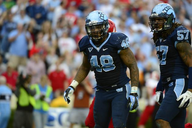 Kevin Reddick Scouting Report: NFL Outlook for North Carolina LB