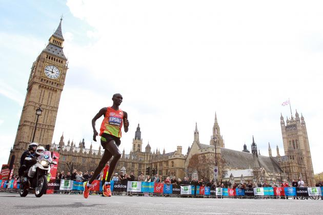 London Marathon 2013: Route, Start Time, Date and TV Info