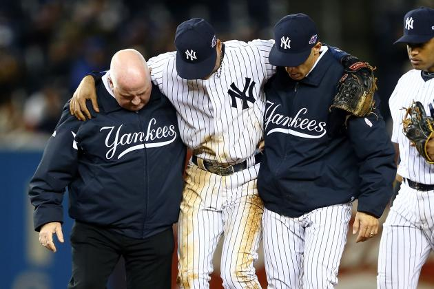 Did Derek Jeter Rushing Back for Opening Day Cause Huge Ankle Injury Setback?