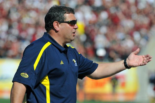 Wolverines' Brady Hoke Has Turned to NFL for Advice on Playing OSU Twice