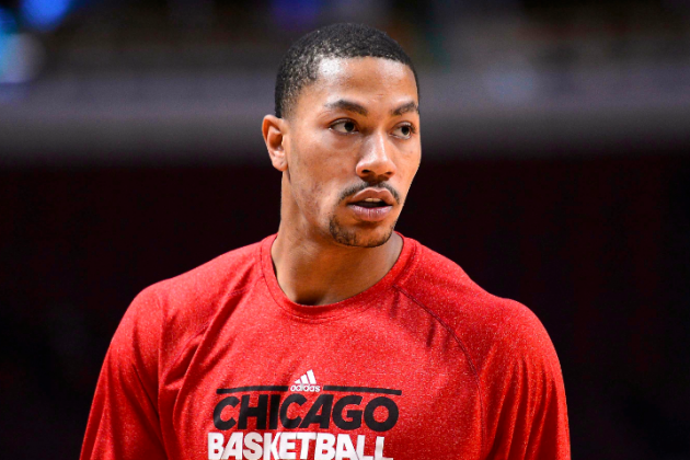 Ingenious Fan Sues Injured Derrick Rose for Making Him Fat and Depressed