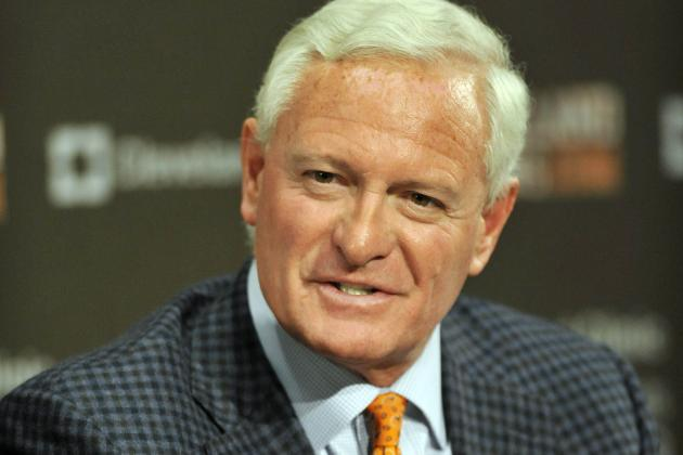 NFL Not Asking Browns Owner to Step Aside