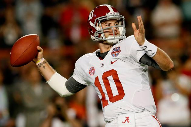 Alabama Spring Game 2013: Who Will Emerge as MVP?