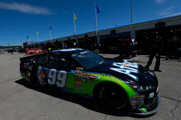 Nascar Sprint Cup Series: Favorites to Watch in Kansas This Weekend