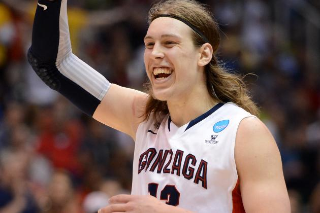 Gonzaga's Kelly Olynyk Headed to NBA