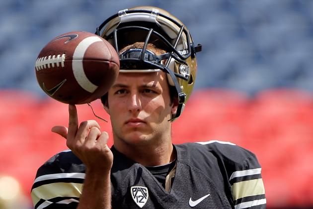 CU Buffs QB Nick Hirschman Leaving Program