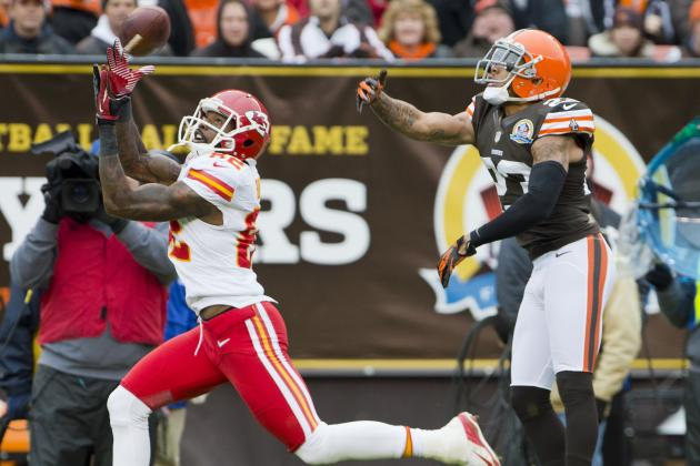 Dwayne Bowe Says Chiefs Will Throw the Ball Deep