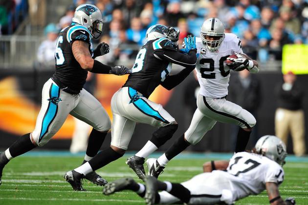 Oakland Raiders' Darren McFadden Wants to Forget 2012 Season