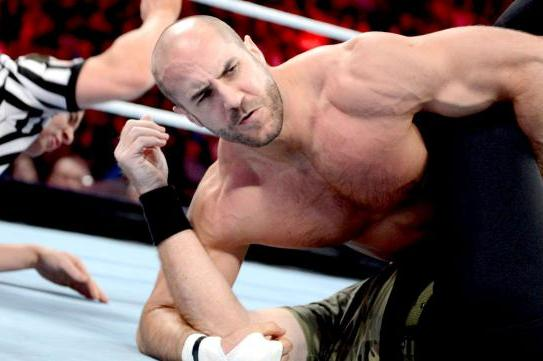 Over/Under: Antonio Cesaro Will Be World Champion in 9 Months