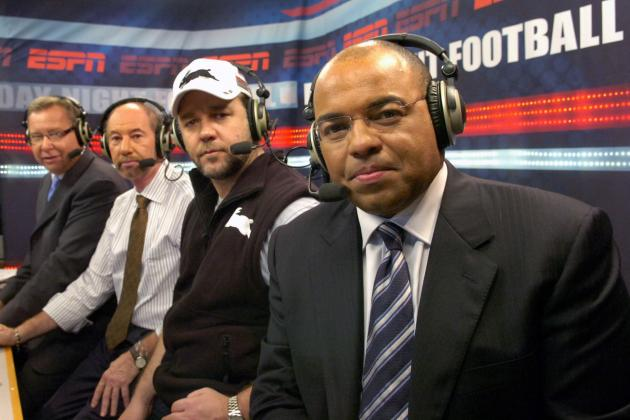 Tirico: 'There's Nothing Like Game in Green Bay'