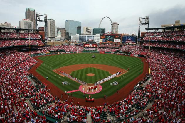 Busch Stadium to Host College Football Game on September 21