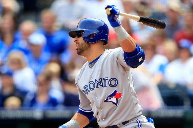 Bautista Returns to Lineup After Missing 4 Games