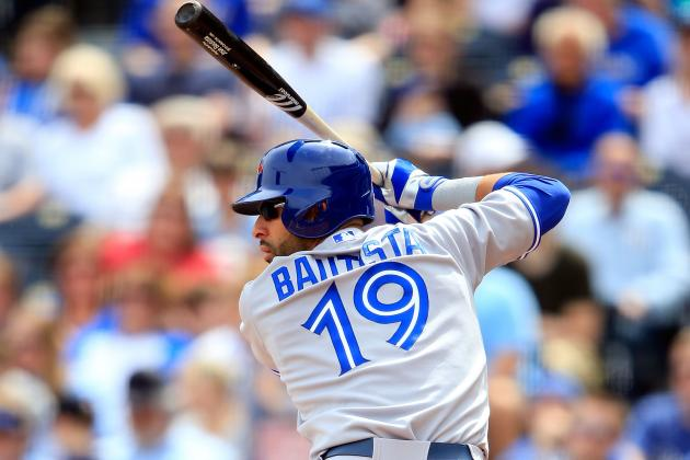 Bautista Returns; Fridays' Lineups Around MLB