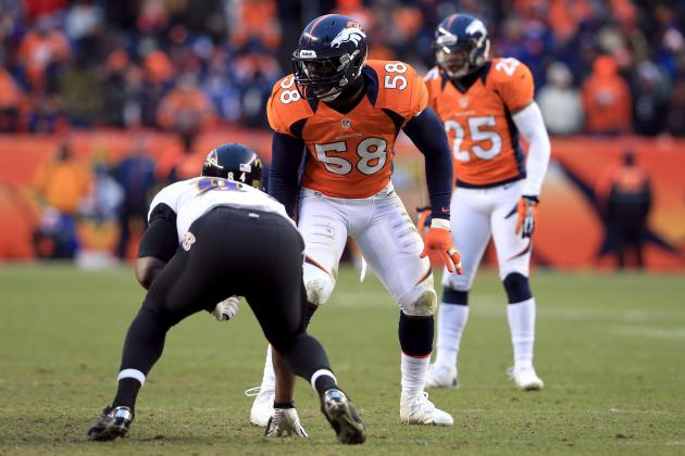 Von Miller Looking Forward to 'Whipping' Joeckel
