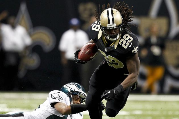 New Orleans Saints Re-Sign Restricted Free Agent RB Chris Ivory