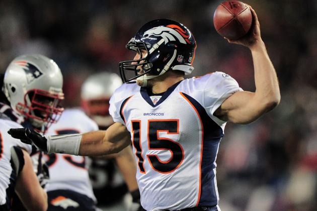 Tebow's Personal QB Coach Rips Broncos