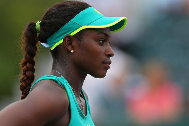 Stephens to Open Fed Cup Against Sweden