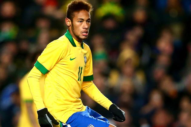 Neymar Back on Form, but Will He Join Barcelona in 2013?