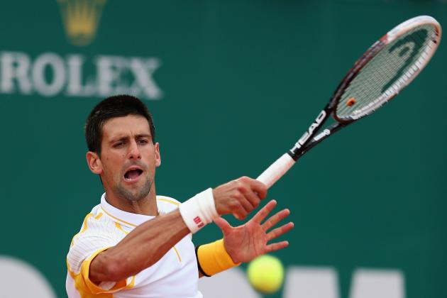 Djokovic: Playing on Sore Ankle Requires Triple Effort
