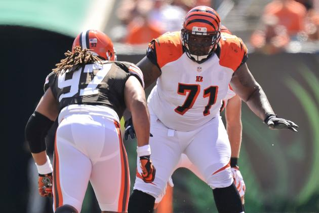 Bengals Hope to Re-Sign Andre Smith Before Draft