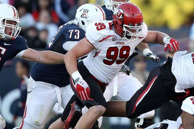 Joe Kruger Scouting Report: NFL Outlook for Utah DE