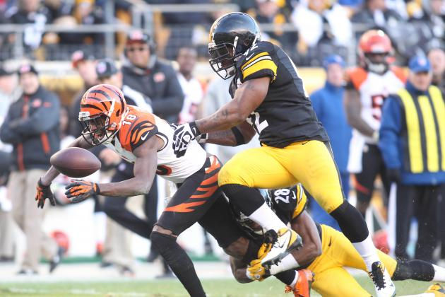NFL's Ian Rappaport: James Harrison and Cincinnati Bengals Agree to Deal