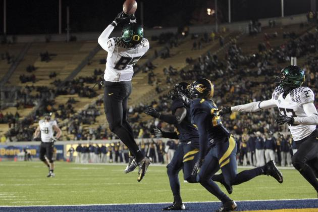 Emergence of Brown Opens Options for UO Offense