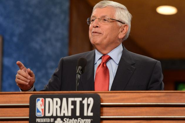 NBA Draft Tiebreakers, Tentative Order