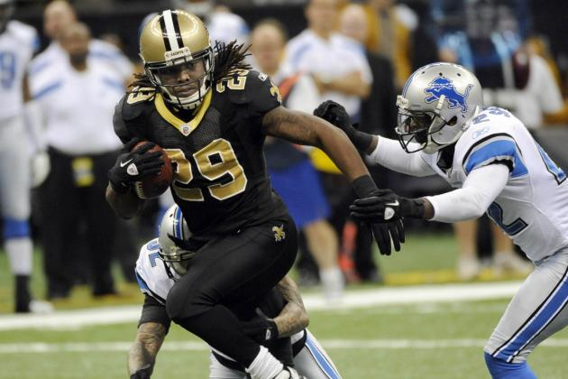 Jets Make Trade Offer for Saints Running Back Chris Ivory