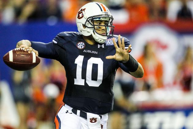 SEC Football Q&A: Who Will Win Auburn's Quarterback Battle in 2013?