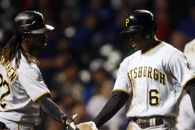 Starling Marte and Andrew McCutchen Early Career/First Season Comparison