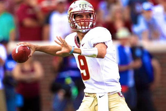 Why West Virginia Is Best Transfer Option for Ex-Florida State QB Clint Trickett