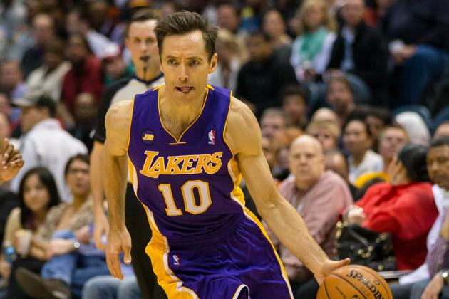Steve Nash, Jordan Hill Return to Practice