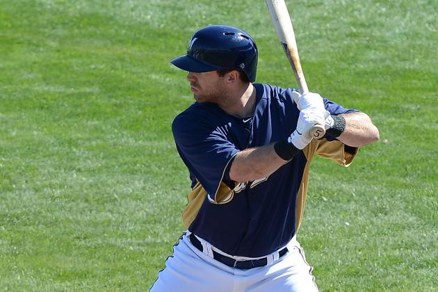 Brewers' Taylor Green Will Have Season-Ending Hip Surgery
