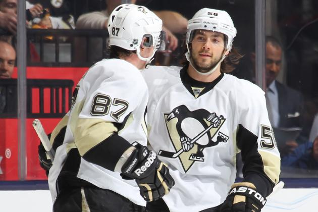 Letang Won't Pitch for Norris; Touts Crosby for MVP