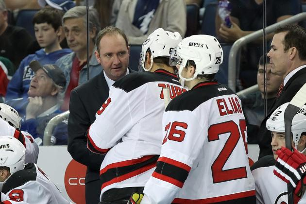 Pete DeBoer: I'm a Better Coach Than I Was a Year Ago Despite Record