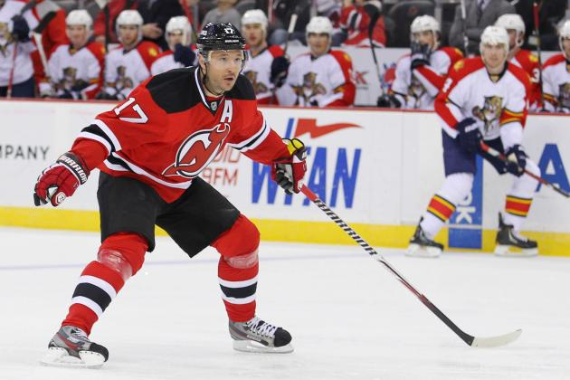 Kovalchuk: It's Not in My Mind to Sit Out Rest of Season